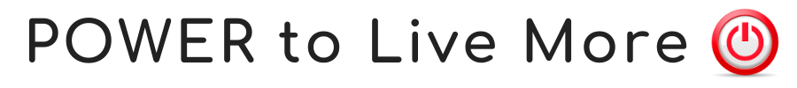 power to live more logo