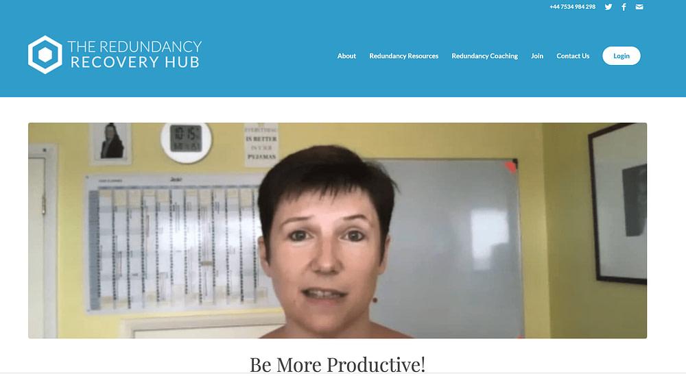 the redundancy hub