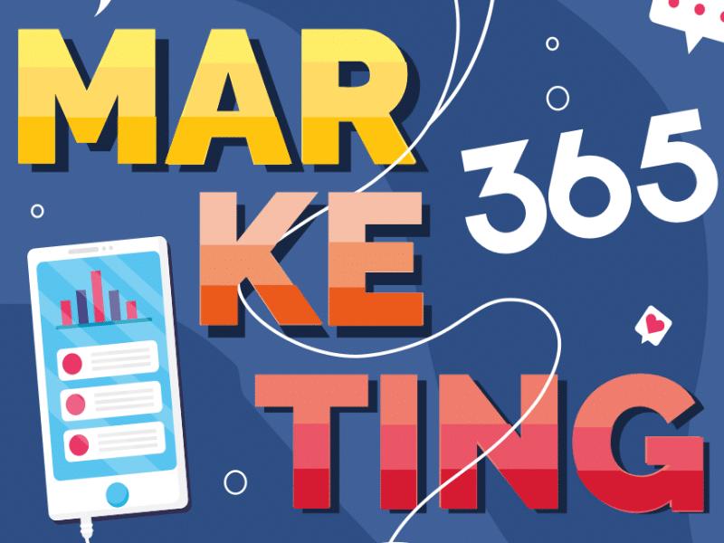 365 Marketing Planner